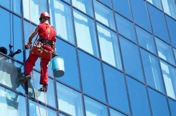 Why wash windows yourself when you can hire the help?